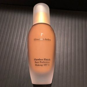 New Flawless Finish Bare Perfection Makeup